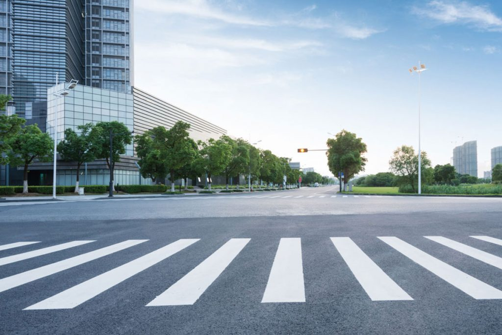 estradas auto-reparáveis